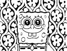 cool coloring pages coloring pages spongebob coloring pages are easy and fun activities