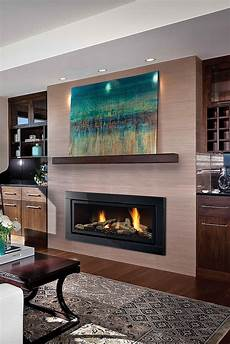 kamin bilder modern regency hz54e contemporary gas fireplace in 2020