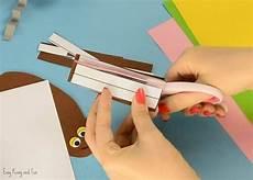 Malvorlagen Tiger Motor Schmetterlings Papierhandpuppe Kelebekler Sanat