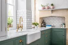 the green shaker kitchen sustainable kitchens