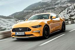 The Ford Mustang Is Best Selling Coupe In World