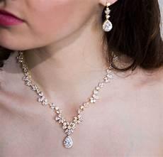 Parure Bijoux Or Mariage Parure Mariage Boucles D Oreilles Et Collier Diamant 233 S En