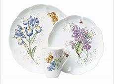 Amazon.com   Lenox Butterfly Meadow 18 Piece Dinnerware