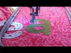 how to applique machine embroidery applique