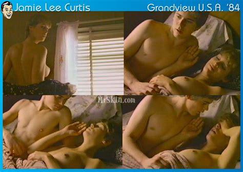 Jamie Lee Curits Naked