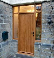 Large External Doors by Solid Wood Doors Made To Measure Near Ilkley