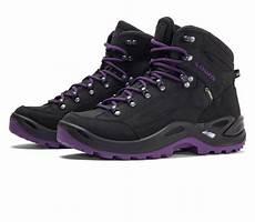 lowa renegade gtx mid multifunctionele shoe zwart