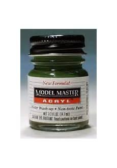 testors master medium green fs34102 1 2 oz hobby and