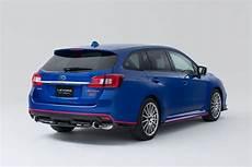 Subaru Levorg Sti Development