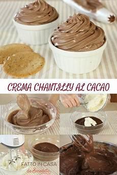 crema al cioccolato benedetta rossi crema chantilly al cioccolato ricetta ricette idee alimentari ricette di cucina