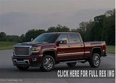 2019 gmc truck 1500 crew cab release date and