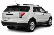 Comparison Ford Explorer Limited 2015 Vs Peugeot
