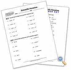 science notation worksheet 12320 scientific notation worksheetworks joey scientific notation math education