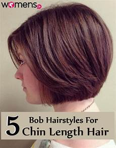 5 bob hairstyles for chin length hair womensok com
