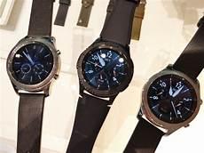 ifa 2016 samsung gear s3 die beste smartwatch f 252 r