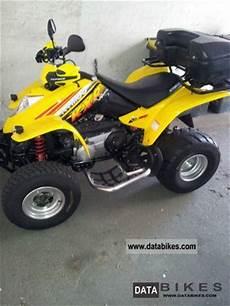 2006 kymco kxr 250 sports