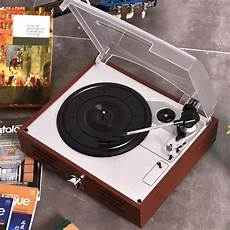 Vintage Vinyl Record Player Stereo Turntable by Vintage Vinyl Record Player 3 Speed Turntable Stereo Rca