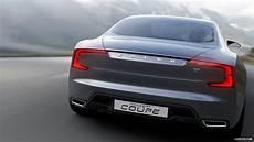 2013 volvo coupe concept rear hd wallpaper 21