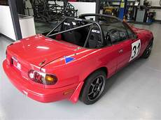 A Mazda Mx 5 Na Top 4pt Bolt In Agi Roll Cages