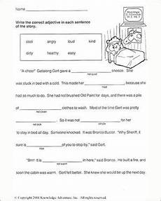 2nd grade reading writing worksheets getalong gets better free 2nd grade english worksheet 2nd grade worksheets elementary
