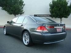 service and repair manuals 2004 bmw 760 seat position control 2004 bmw 760li v12 luxury package htd vented seats inspected ca car