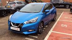 nissan micra n connecta nissan micra dci n connecta blue 2017
