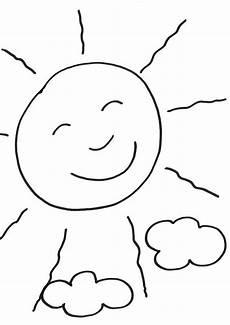 Kostenlose Malvorlagen Sonne Kostenlose Malvorlage Sommer Sonne Ausmalen Zum Ausmalen