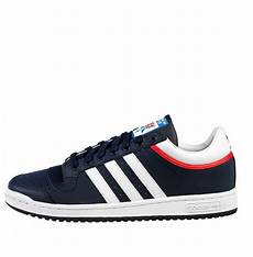adidas originals top ten low navy hip hop sneakers