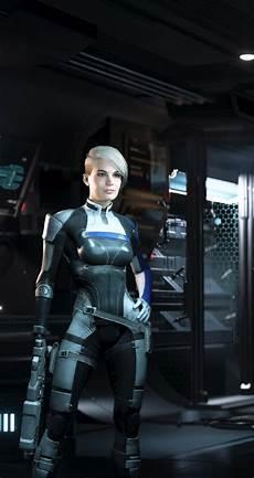 Mass Effect Phone Wallpaper