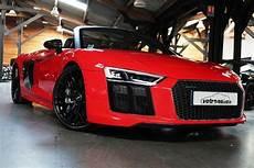 audi r8 spyder occasion audi r8 ii spyder v10 cabriolet occasion 129 800 15 490 km vente de voiture d