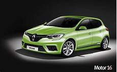 2016 Renault Megane To Debut In Frankfurt Will Be More