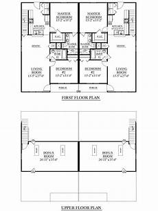 single story duplex house plans houseplans biz house plan d1526 a duplex 1526 a