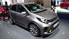 2018 kia picanto x line 1 0 exterior and interior iaa