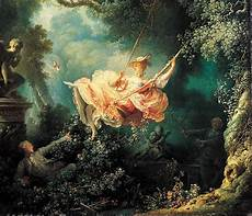 the swing the history fragonard s the swing object