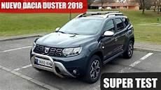 Prueba Nuevo Dacia Duster 2018 Prestige Tce 125cv 4x4
