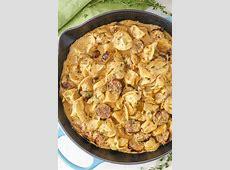 sausage tortellini alfredo_image