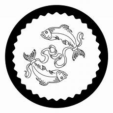 coloring pages zodiac goodluck symbols free downloads