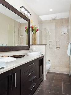 Brown Bathroom Ideas 35 Grey Brown Bathroom Tiles Ideas And Pictures