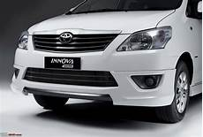 a at the 2012 toyota innova facelift page 11 team bhp