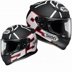 Shoei Nxr Marquez Black Ant Replica Helmet