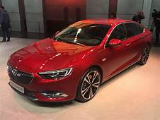 New Vauxhall Insignia Prices Specs Release Date  Carbuyer