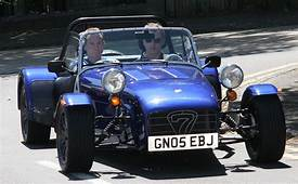 Caterham Cars – Wikipedia Wolna Encyklopedia