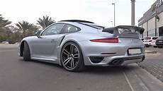 991 turbo s techart porsche 991 turbo s mki start up acceleration