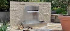 Wasserfall Garten Modern - wasserfall f 252 r den eigenen garten die novoline wasserwand