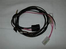 69 Camaro Tachometer Wiring Harnes by 1969 Dash Tachometer Wiring Harness