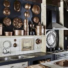 solutions copper kitchens decoration uk