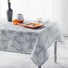 tischdecke grau rechteckige tischdecke l240 cm lifette grau