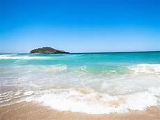 gambar pantai laut pasir lautan horison gelombang