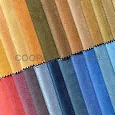 stoffe per arredamento tessuto scamosciato al metro microfibra per divani stoffe