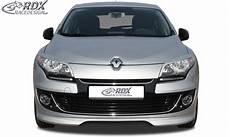 Frontansatz Renault Megane 3 Limousine Grandtour Ab